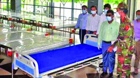 ICCB COVID-19 hospital to open this month: Health Secretary