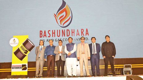 Bashundhara Group Launches Its Bitumen Plant