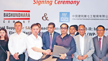 Sayem Sobhan Anvir and SASEC Penned an Agreement