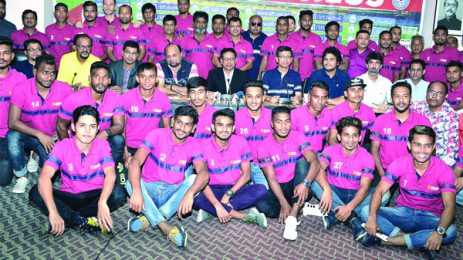 Bashundhara aim to win all domestic trophies