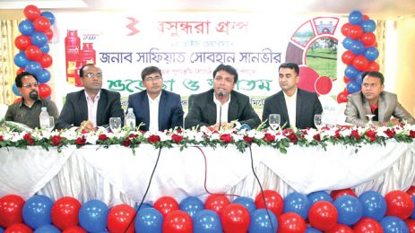 Bashundhara Group to set up LP gas plant in Dhaka