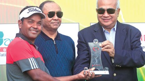 Siddikur dazzles Bashundhara Bangladesh Open with runner-up finish