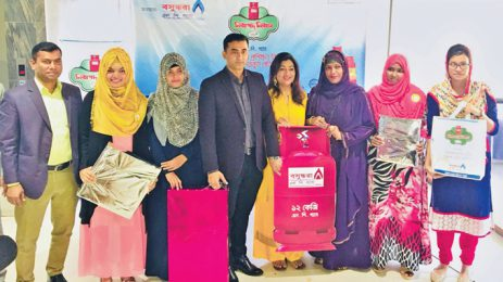 Bashundhara LP Gas safety campaign held