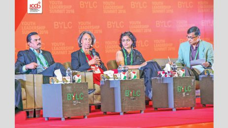 Youth Leadership Summit ends at ICCB