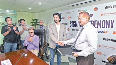 EWMGL becomes media partner of Rangpur Riders