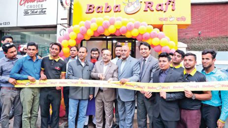 Baba Rafi opens outlet at Banani