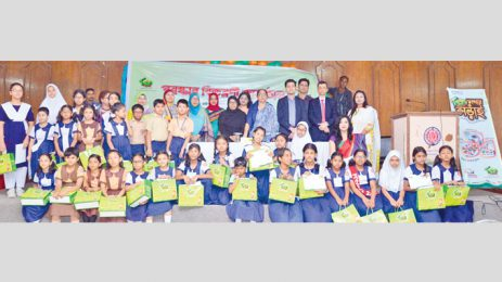 'Toggi World Lekhar Lorai' winners get prizes