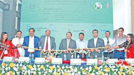 5-day furniture fair begins at ICCB