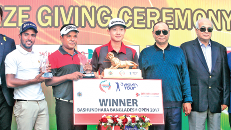 Jazz wins 3rd Bashundhara Bangladesh Open title