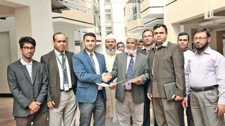 Bashundhara LP Gas inks deal with Flat Owners Association