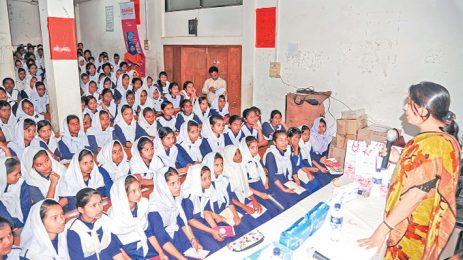'Low menstrual awareness leads to infection'