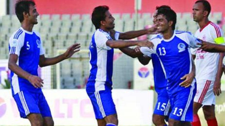 Sheikh Russel clinches title in Bangabandhu Cup Football Tournament