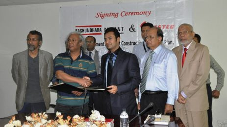 Bashundhara Cement strikes deal to supply 30,000-ton cement