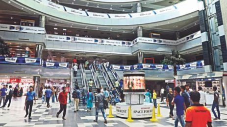 Bashundhara shopping mall reopens after fire