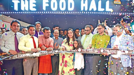 Food Hall launched in Bashundhara City