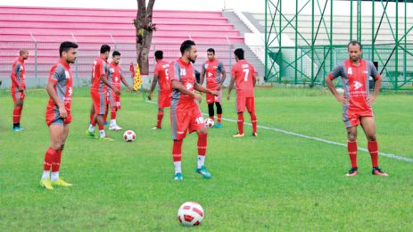 Bashundhara Kings to clash with New Radiant in friendly today