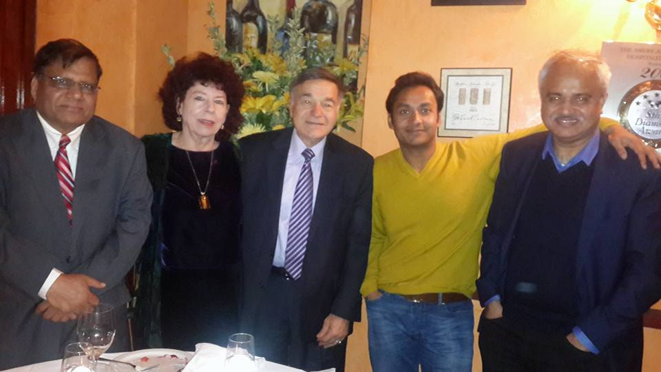 Sayem Sobhan Anvir and US Congressmen