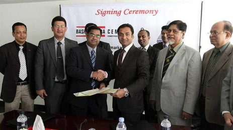 BICL signs dealwith Genetic Ltd for cement supply